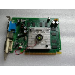 GeForce 7650GS 256 MB DDR2...