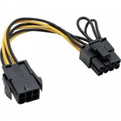 PCIe 6-pins (F) naar PCIe...