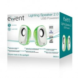 Ewent 2.0 Speakerset met...
