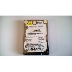 WD Scorpio WD800BEVS - 80 GB