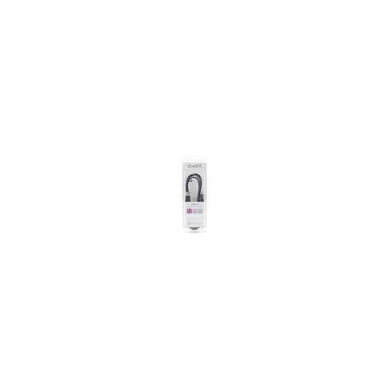 Ewent USB verlengkabel 1,8 meter EW9624