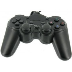 USB PC  Vibration Joypad...