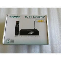 Eminent 7680 4K TV Streamer