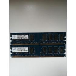 1GB Nanya NT1GT64U8HA0BN-3C