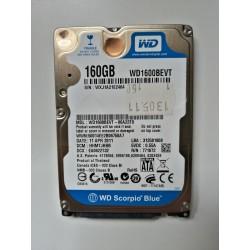Samsung  SpinPoint P Series HD160JJ 160GB
